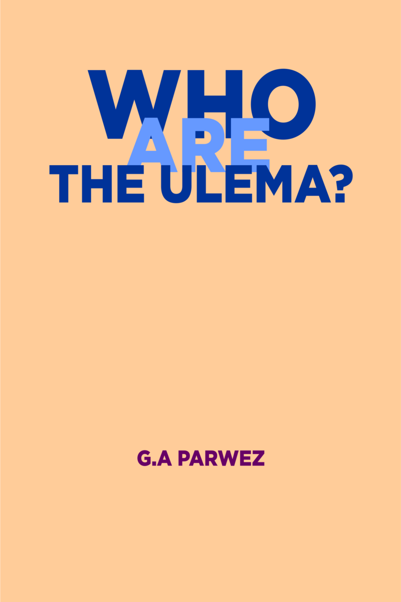 WHO ARE THE ULEMA